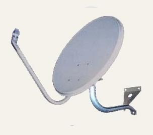 Купить спутниковую антенну 80 см